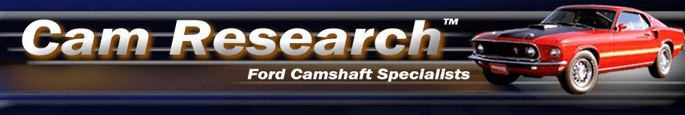 Cam Reseach – Custom Ford Camshafts