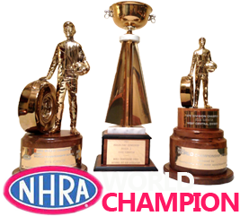 NHRA World Champion